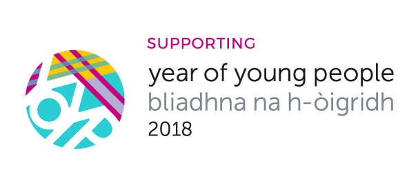 Logo of the Year of Young People 2018