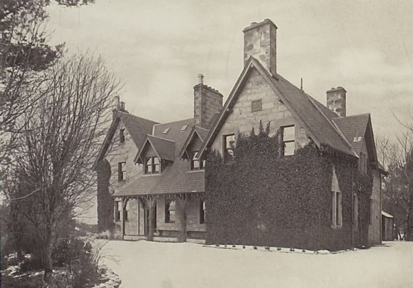 Photograph of Shinness Lodge