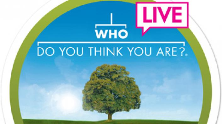 The Who Do You Think You Are? Live 2017 logo